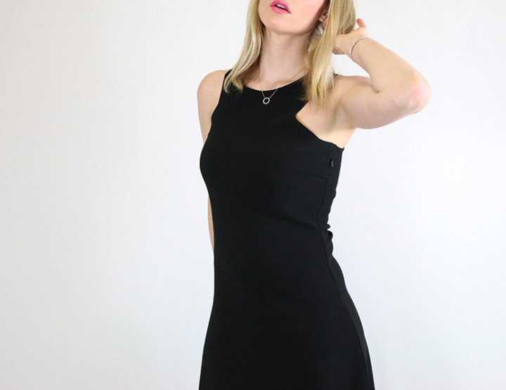 The Perfect Black Dress