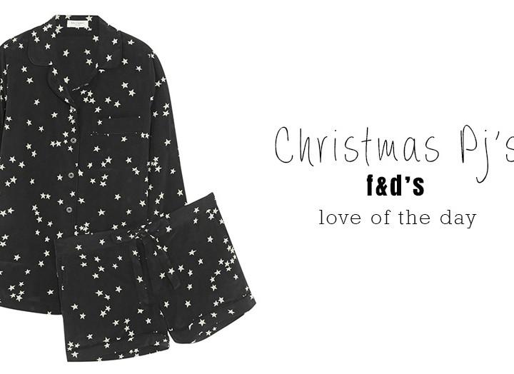 The Perfect Christmas PJ's