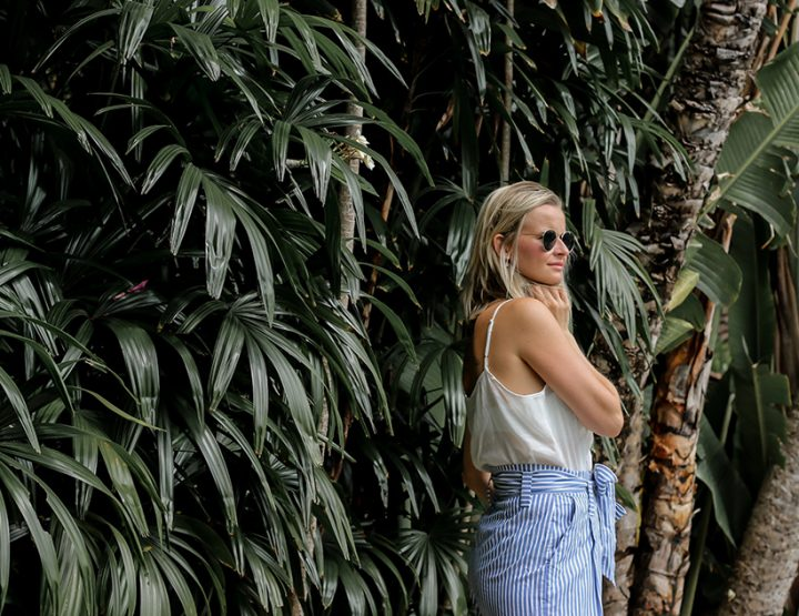 Stripes Culottes | Bali Edit